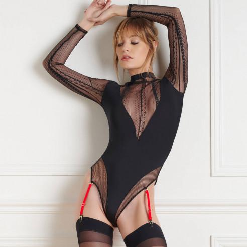 Body string manche longue- Sacrée Coeur